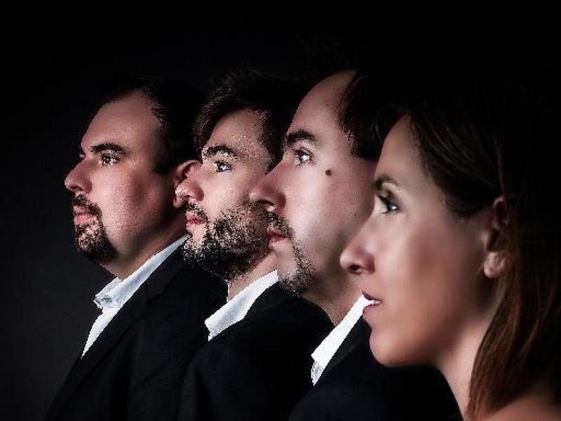 Appel à commande / Quatuor et électronique