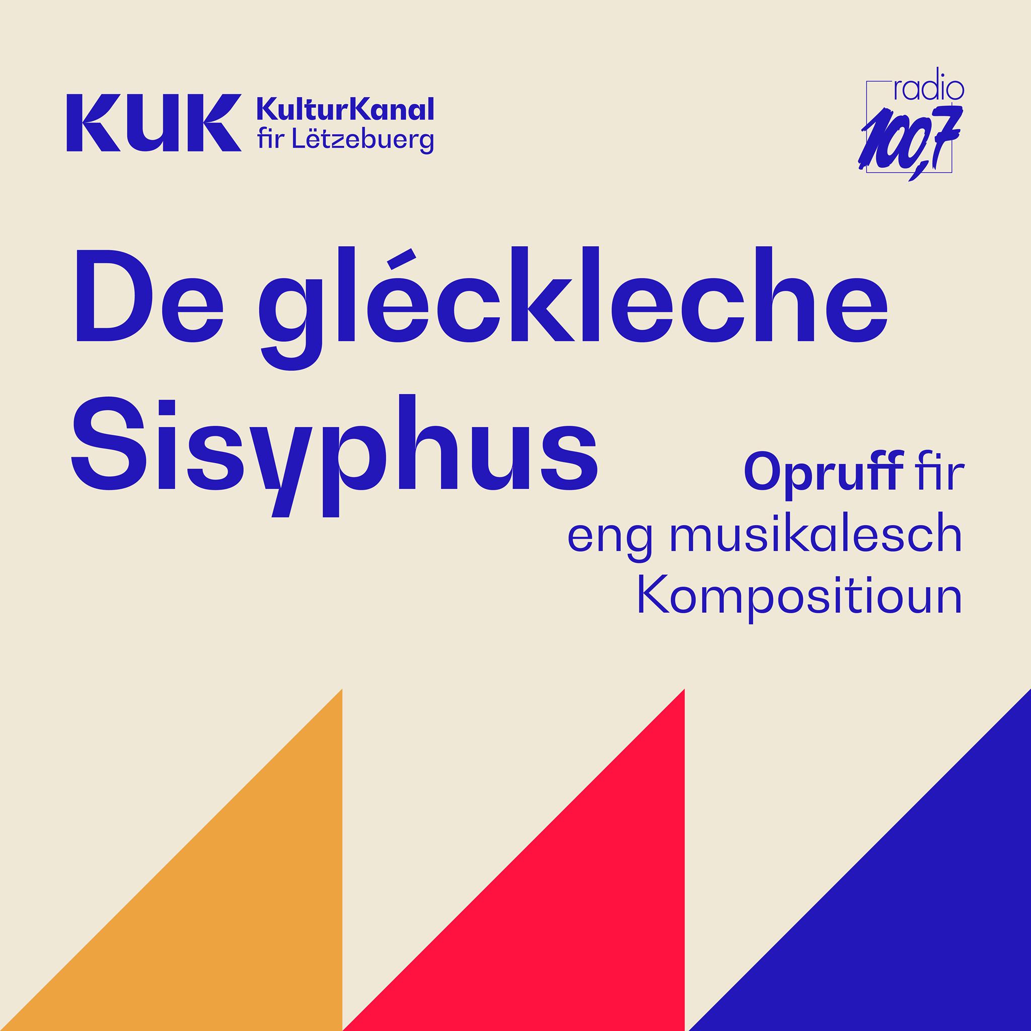 DE GLÉCKLECHE SISYPHUS - Opruff fir eng musikalesch Kompositioun