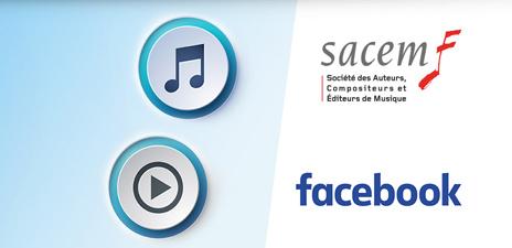 Dernières nouvelles  / Sacem-Facebook