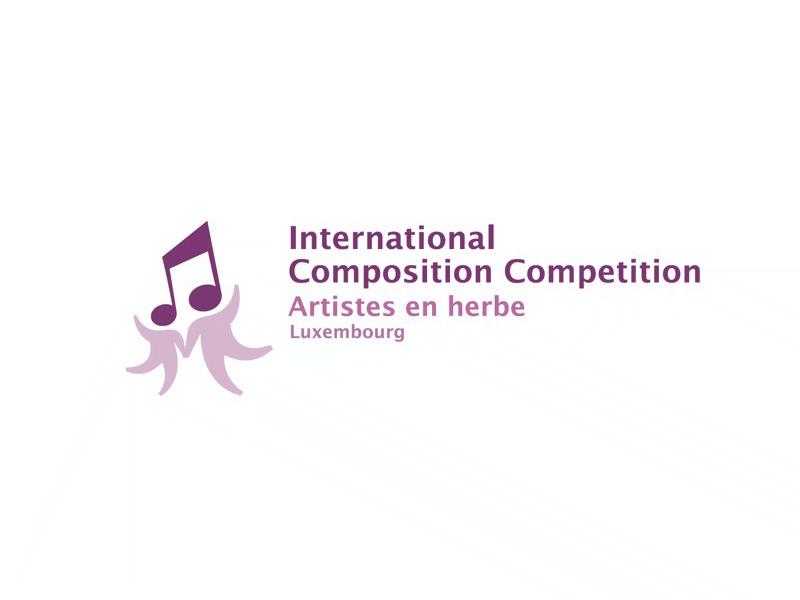 "Concours international de composition ""Artistes En Herbe"" 2020 Luxembourg"